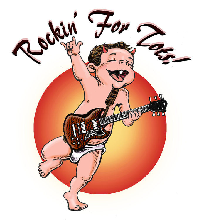Rockin' For Tots!