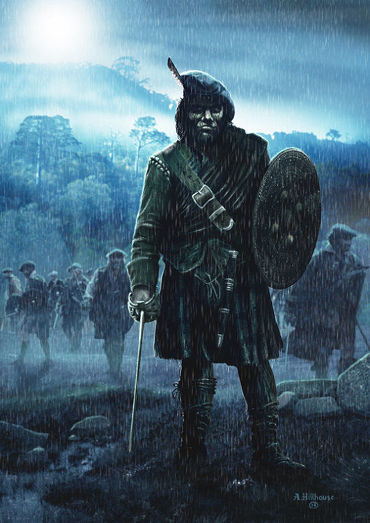 Rob Roy MacGregor and the Children of the Mist