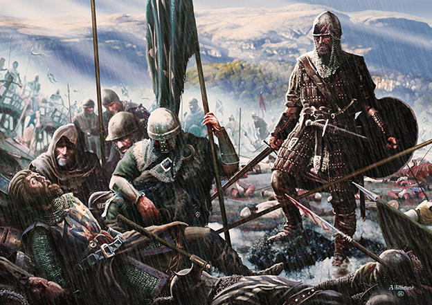The High Price of Victory – Battle of Stirling Bridge, September 11th, 1297.