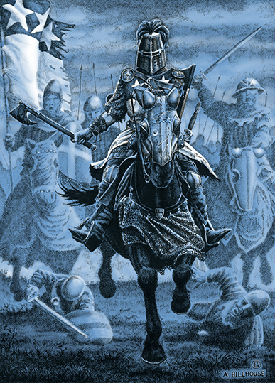 Warlord - Black Douglas Raiding Party
