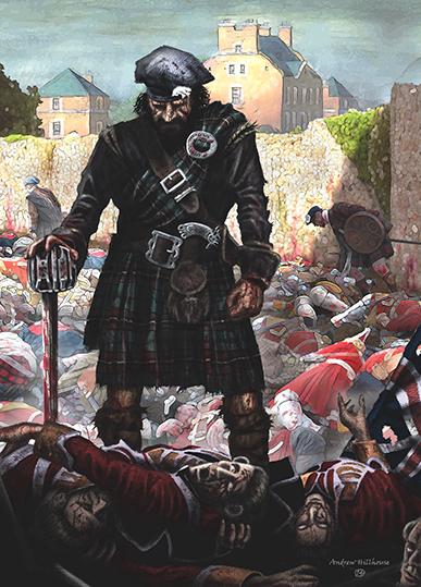 aftermath, Battle of Prestonpans