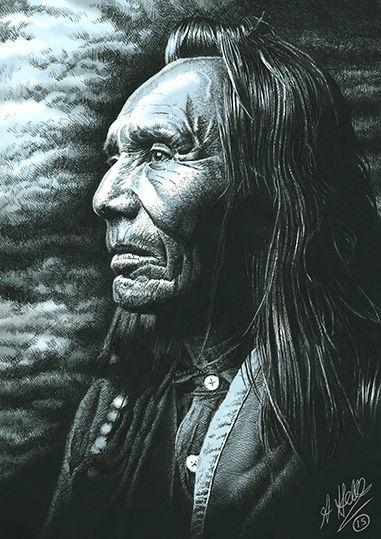 Three Eagles, Nez Perce tribe warrior