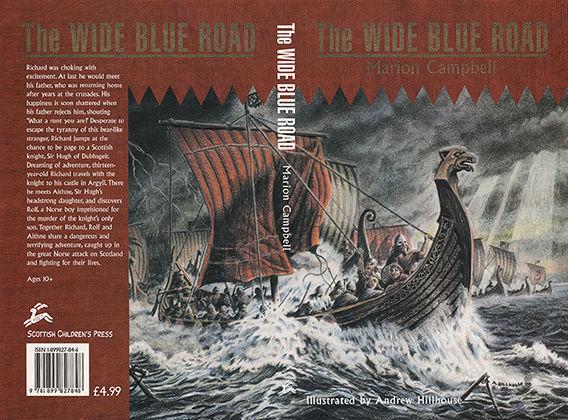 Wide Blue Road