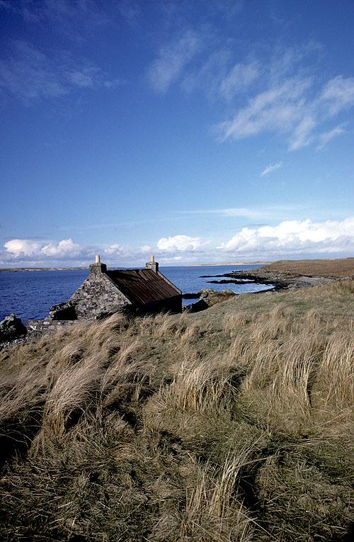 The deserted croft