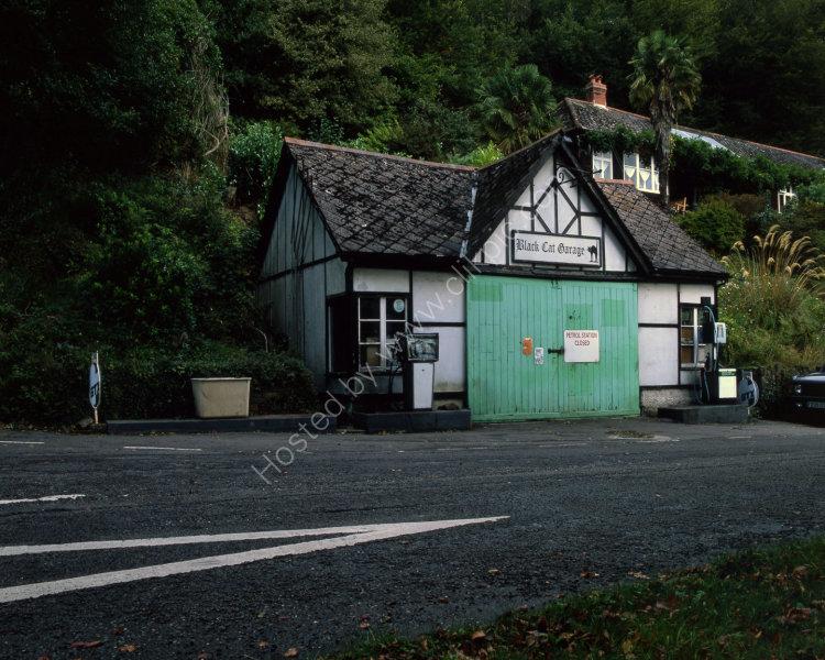 Black Cat, Devon