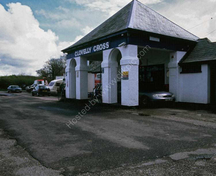 Clovelly Cross, Devon