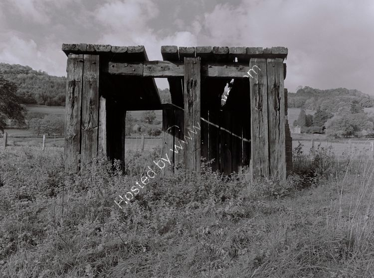 Platelayer's hut, near Bigsweir, Monmouthshire