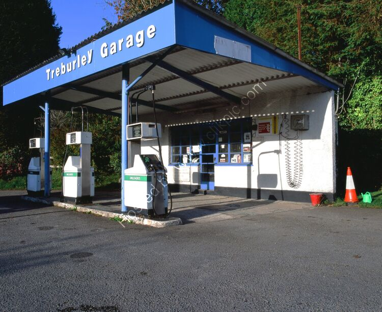 Treburley, Cornwall