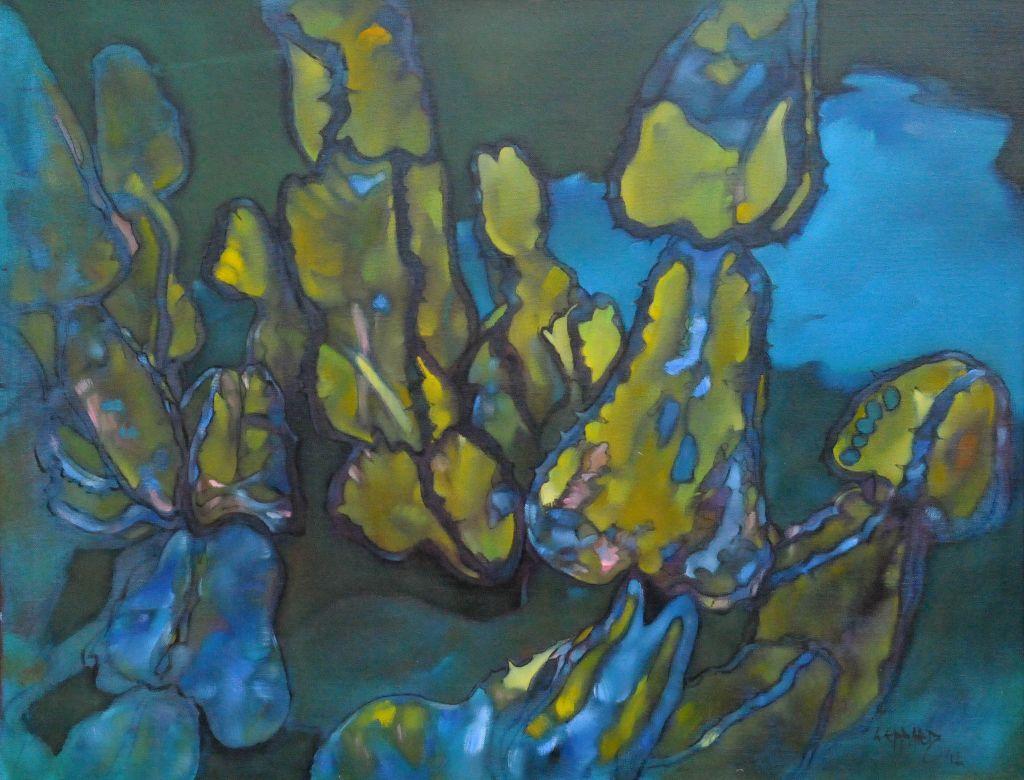 cactus pond
