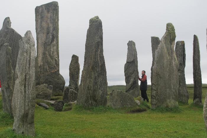 Standing stones at Callinish