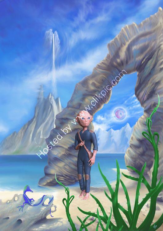 Emergence - Chapter Four - Worlds Apart.