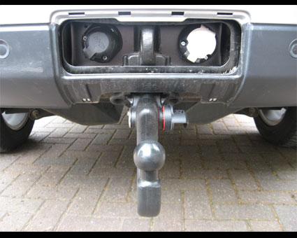 Invisible detachable Land Rover/Range Rover