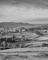 18 The Towy Valley From Dinefwr Castle