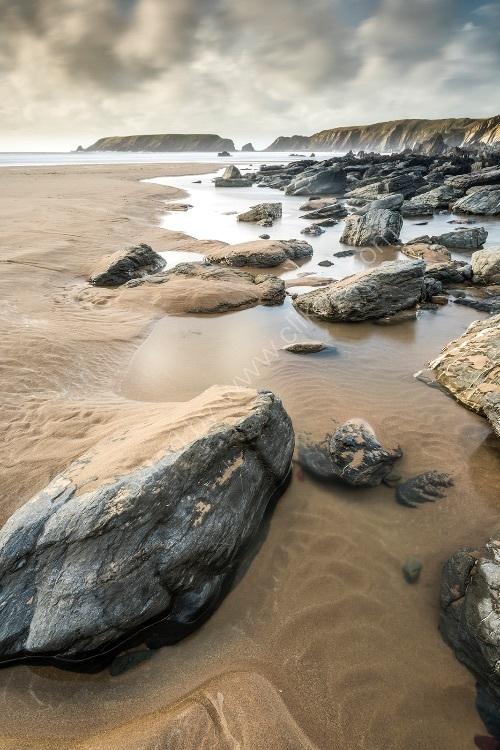 26 Rock & Sand - Marloes Sands