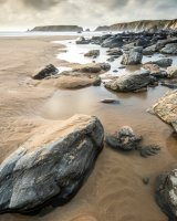 26 Rock & Sand - Marloes Sands