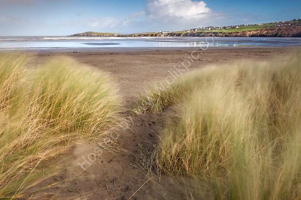 29 Through The Dunes At Poppit Sands