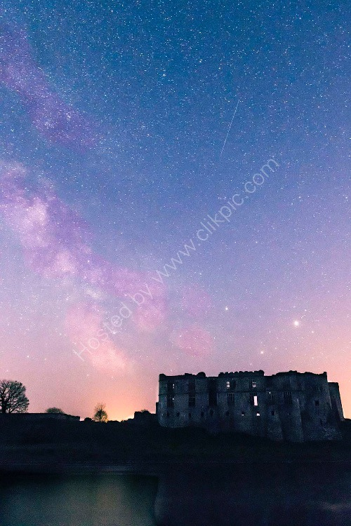 30 Carew Castle Milkyway