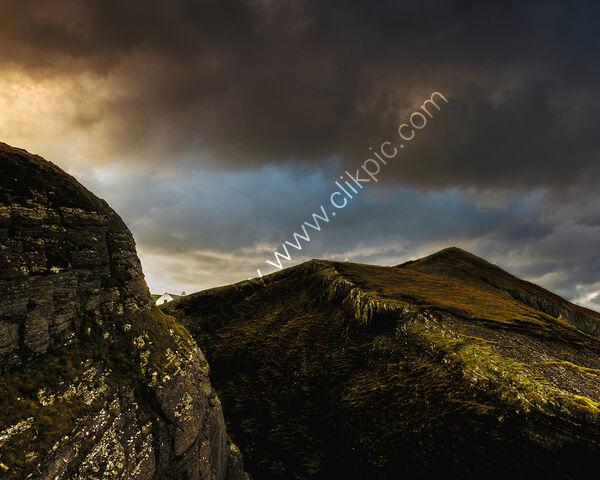 46 Eglwys y Grog & A Sheep At Mwnt