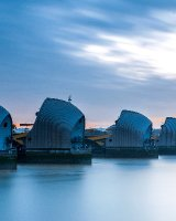 57 The Thames Barrier