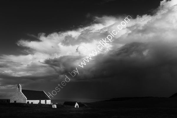 59 Storm Light At Mwnt