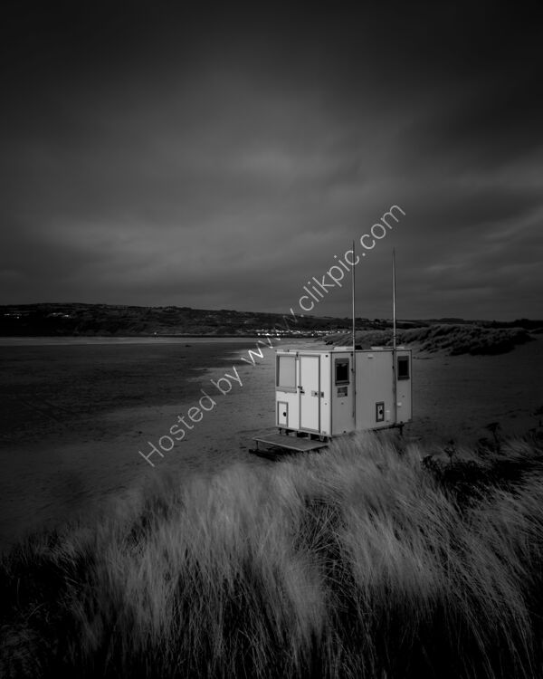 70 Poppit Sands Lifeguard Station