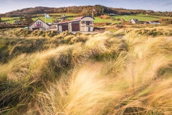 99 Poppit Sands Lifeboat Station
