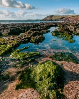 76 Manorbier Beach Pembrokeshire