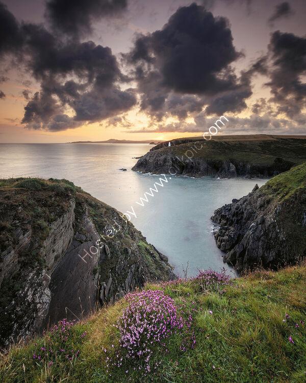 A Porthgain Dawn