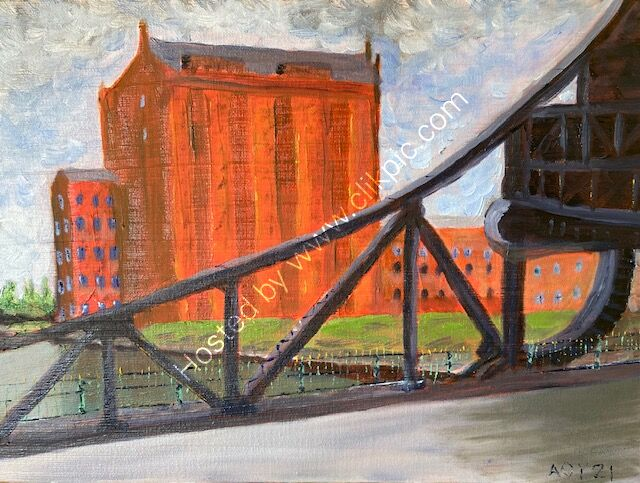 Victoria Mills from Corporation Bridge