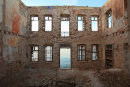 Neglected waterside house Halki