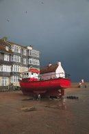 Storm over Pier Terrace