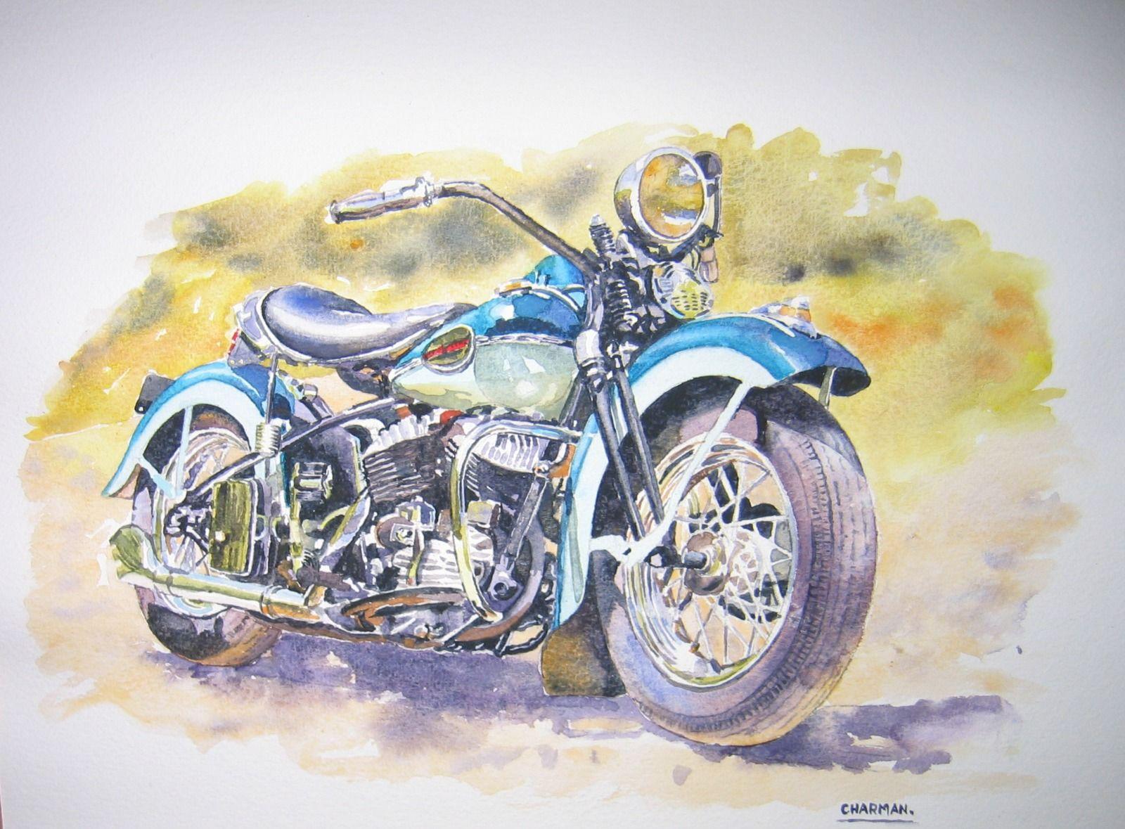Harley - Commission