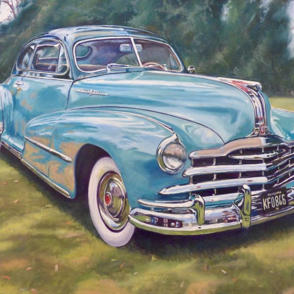 1950 Dodge Chrysler