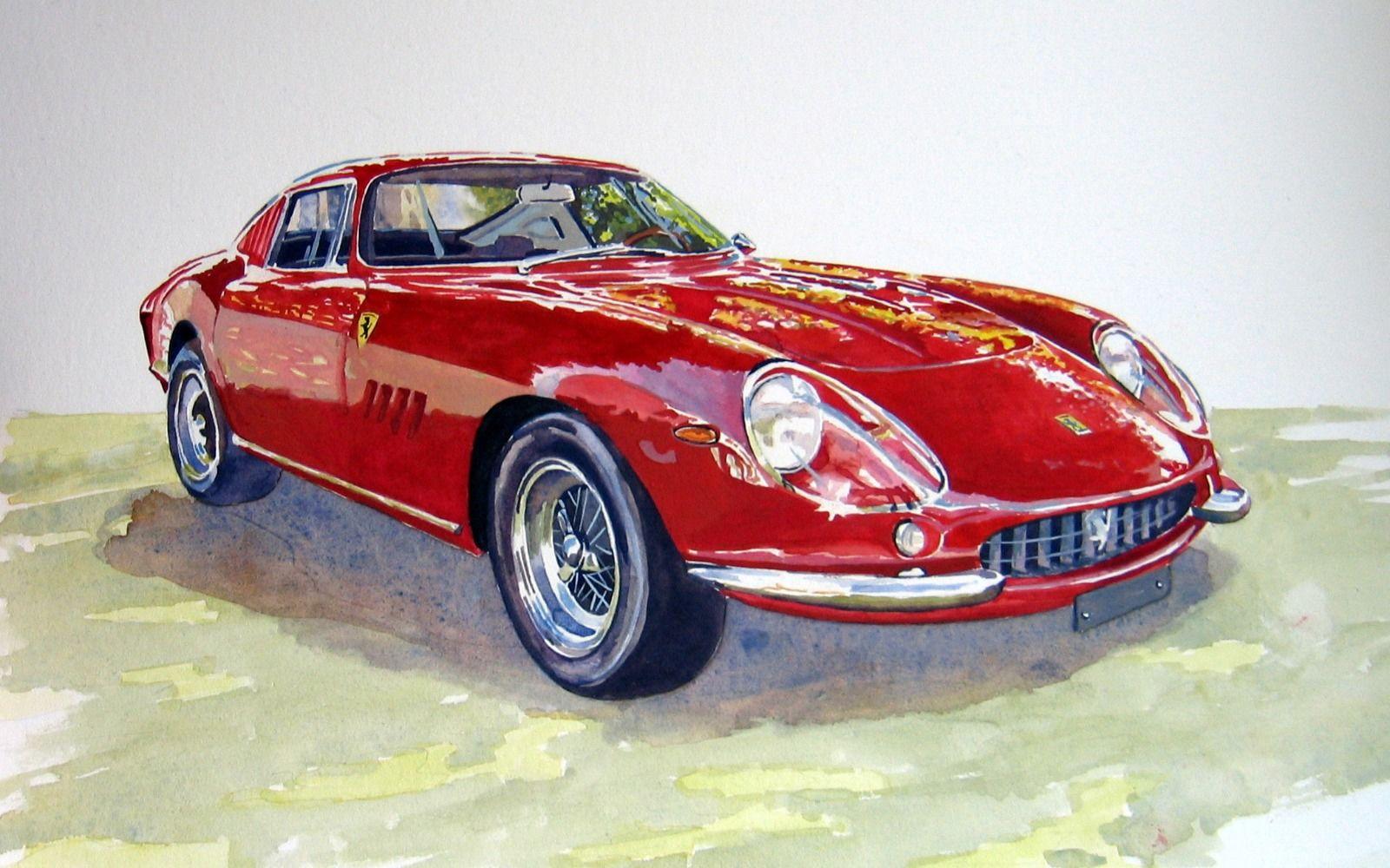 Ferrari GT275 GTB - 1960's