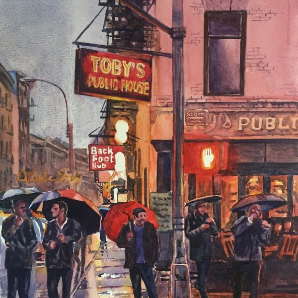Toby's Pub - New York