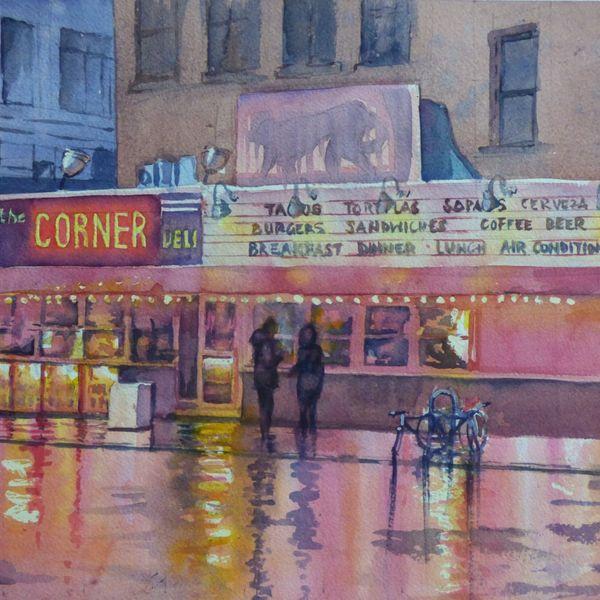The Corner Deli - NY