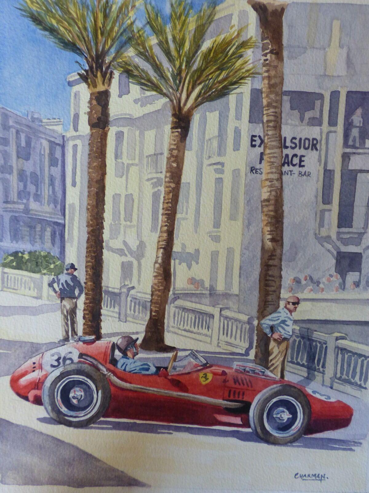 Under the Monaco Sun