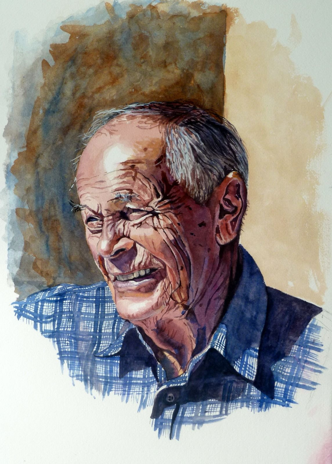 Portrait Commission of Ken Harvey