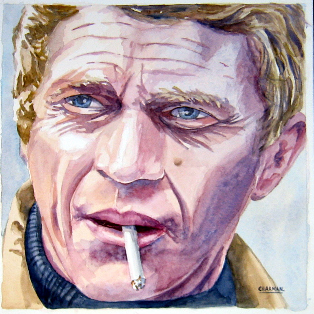 Mr Cool- Steve McQueen