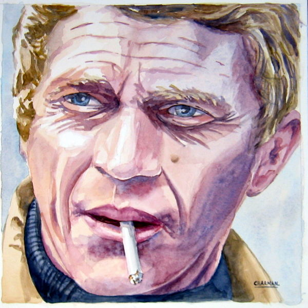 Mr Cool- Steve McQueen