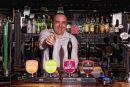 Staff shot - barman