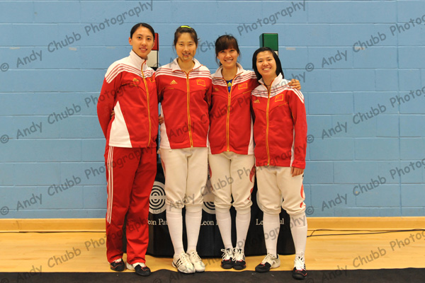 CHINA TEAM CORBLE CUP 4702