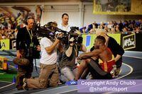 Dwain Chambers, 60m, UK Championships, EIS Sheffield, Feb 2011