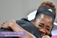 Kendra Harrison, hurdles, Anniversary Games, London Stadium, July 2016