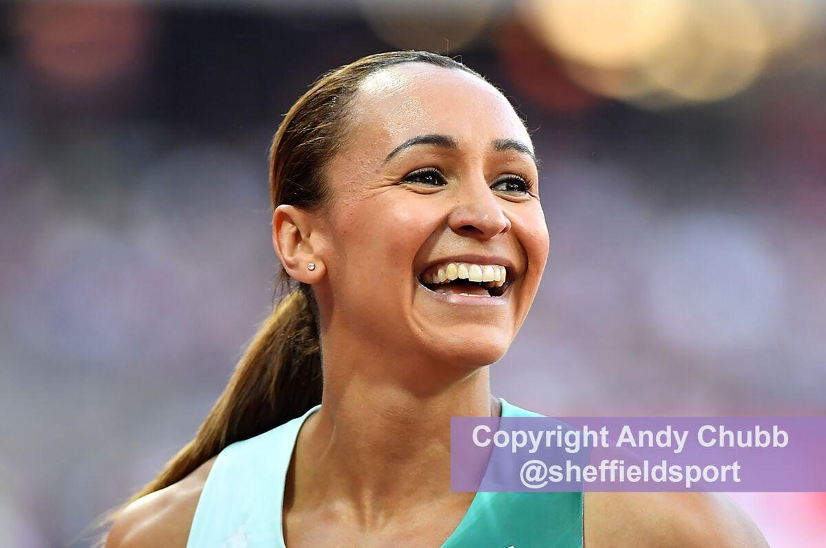 Jessica Ennis-Hill, Anniversary Games, London Stadium, July 2016