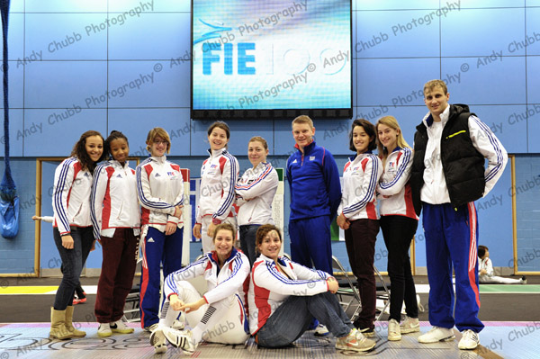 FRANCE TEAM CORBLE CUP 4690