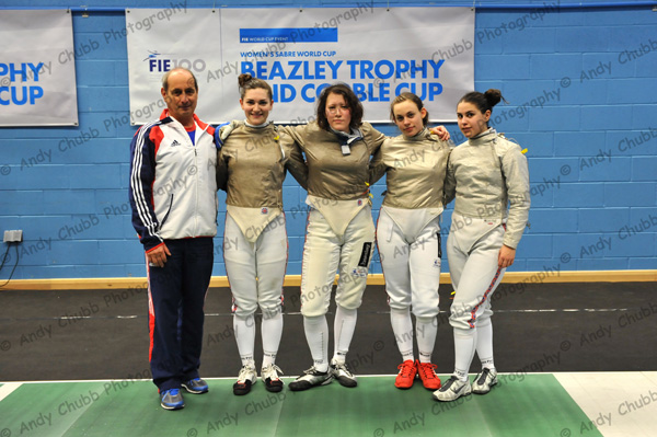 GREAT BRITAIN TEAM CORBLE CUP 4732
