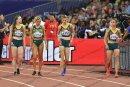 SA Womens 4x400m relay 2507