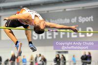 Joe Hobson, England Athletics Combined Event, EIS Sheffield, Jan 2016