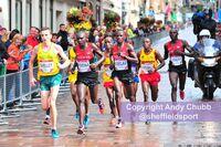 Marathon, 2014 Commonwealth Games, Glasgow, July 2014